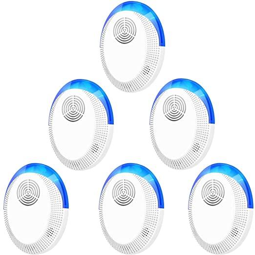 Elektronisk stik i indendørs ultralyds myggedæmper