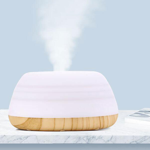 Mini Car Rechargeable Humidifier Diffuser