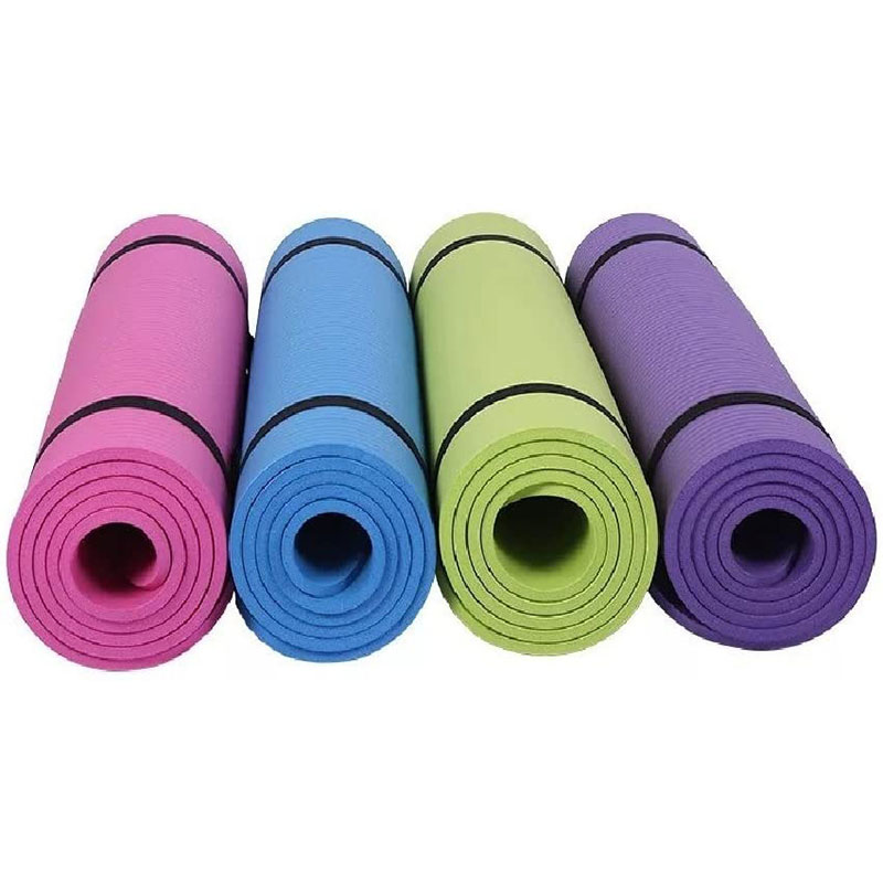 Nbr Eco Friendly Folding Yoga Mat