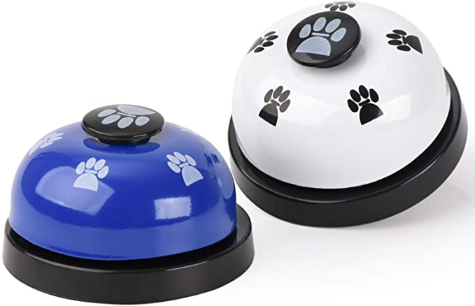 Ikke-glidende hundehvalp Pet Potty Training Bell