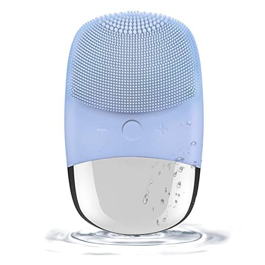 Ιδιωτική ετικέτα Silicone Electric Sonic Facial Brushing Brush