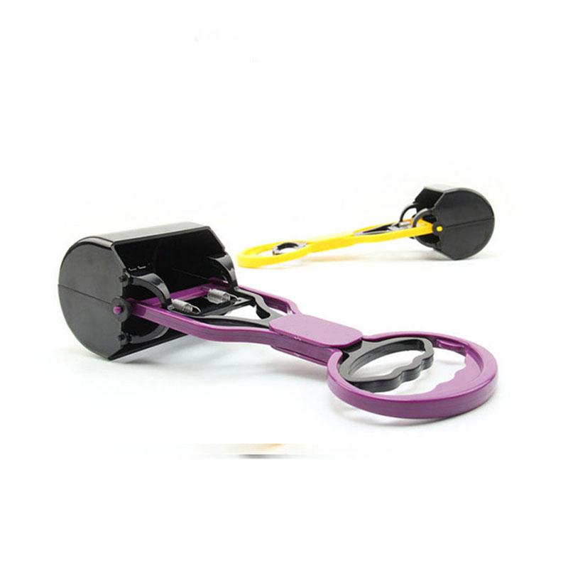 Prenosni skuter za hišne mladiče s kratkimi ročaji