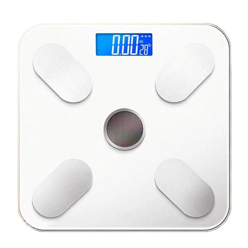 Digitálne elektronické váhy s inteligentným telom a hmotnosťou
