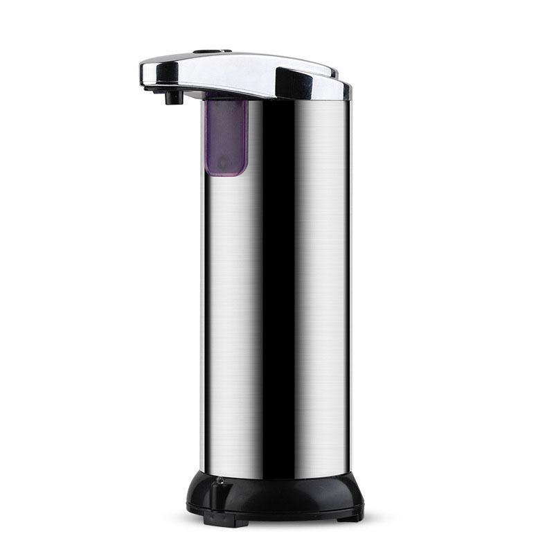 Автоматичен дозатор за ръчен сапун от неръждаема стомана