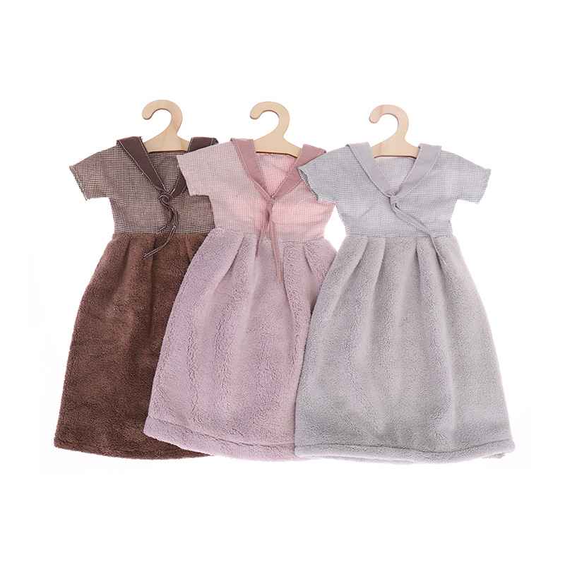 Мини кърпа за ръка с униформа стил