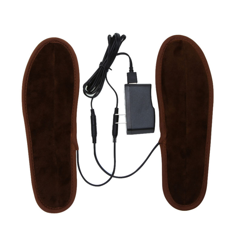 Warmer USB Rechargeable Heated Shoe Insoles