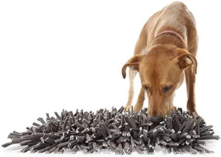 Моющийся коврик для медленного кормления домашних собак