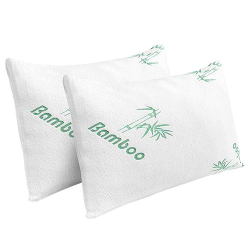 Paglamig ng Pinutol na Memory Foam Bed Pillows