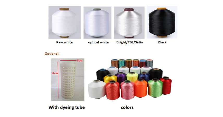 The future development direction of Recycled polyester yarn