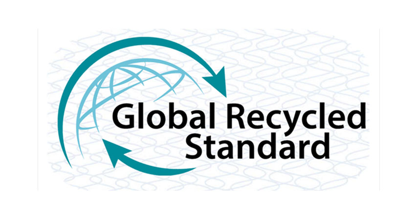 Recycled FDY and DTY with Global recycled standard GRS certification