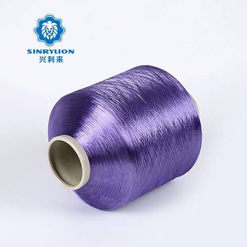 Colored Polyester Twisted Yarn