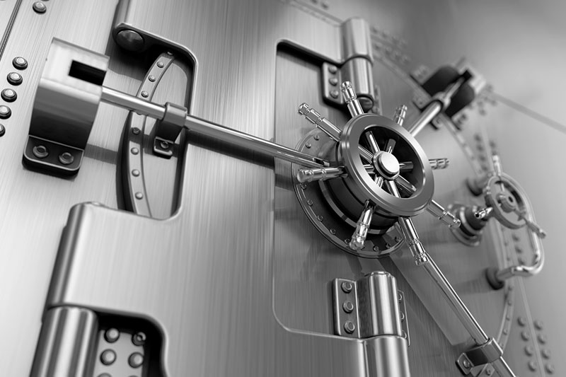 Private wealth space -- Chaoping brand automatic safe deposit box