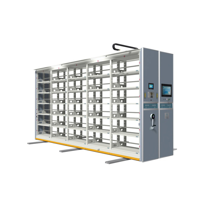 Features of Intelligent Electric Compact Rack