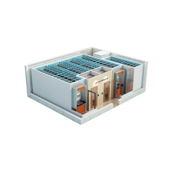 Intelligent Automatic Safe Deposit Box