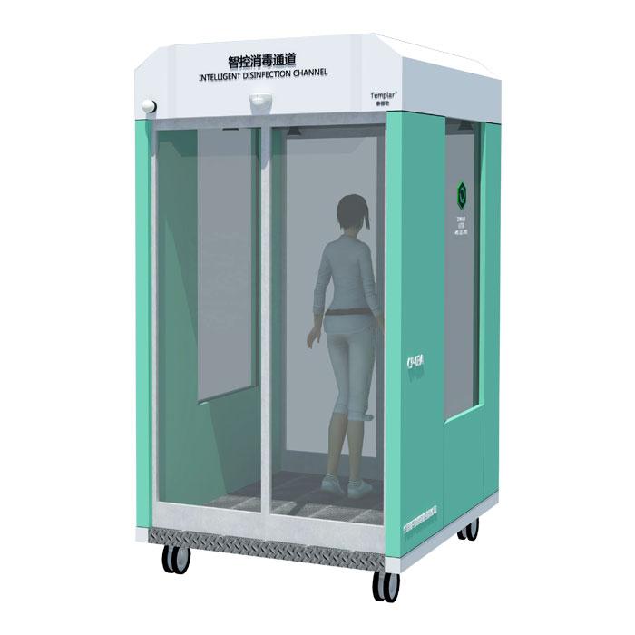 Mobilný termometrický sterilizátor kanálov