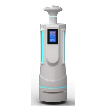 UV AI Robot Sterilizer