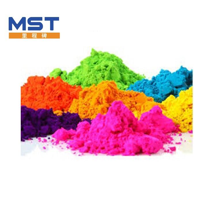 High temperature resistant powder coating