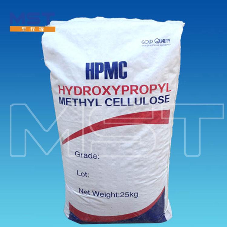 Putty pulver klasse HPMC