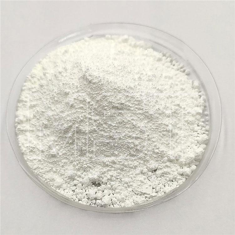 Surface treatment of zinc oxide