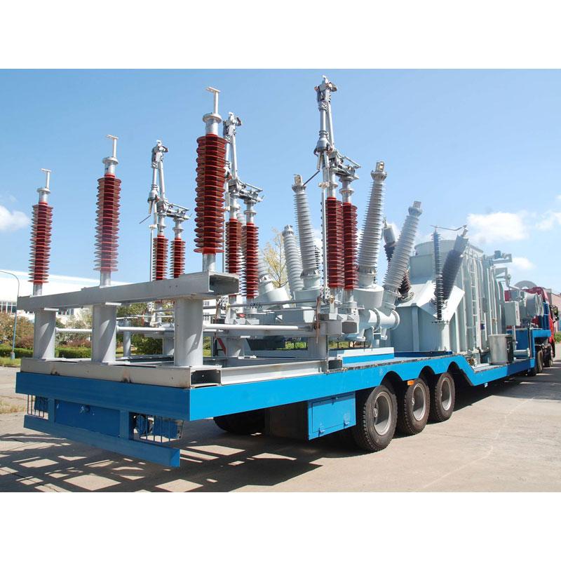 132 KV Prefabricated Mobile Substation