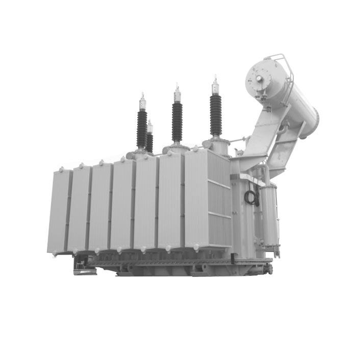 220KV محول الطاقة المغمور بالزيت