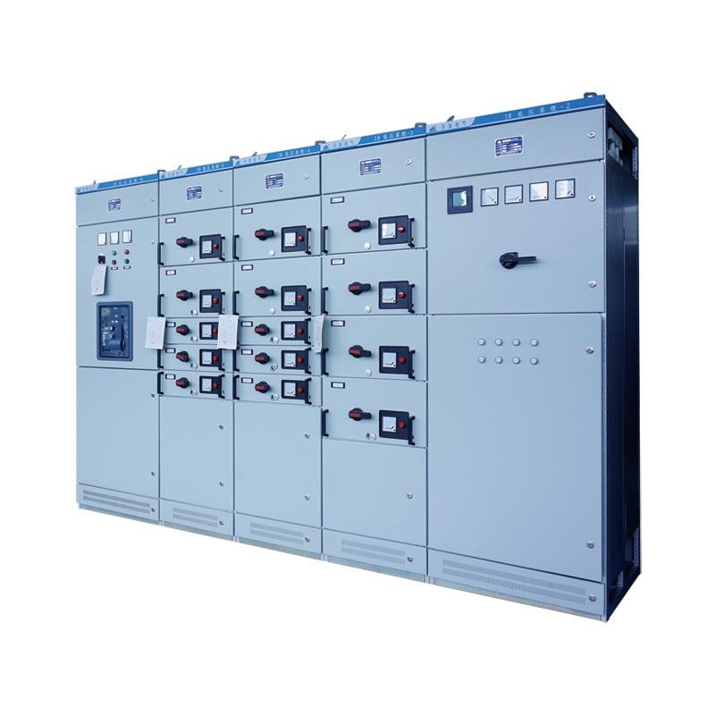 مجموعة المفاتيح الكهربائية ذات الجهد المنخفض من سلسلة GCS مع لوحة التوزيع