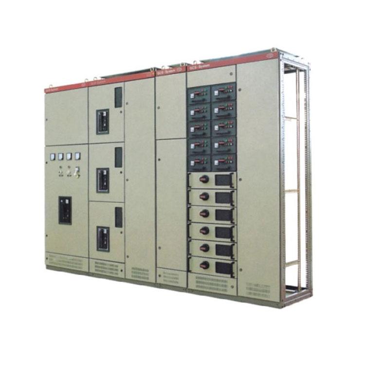 مجموعة المفاتيح الكهربائية ذات الجهد المنخفض من سلسلة GCS