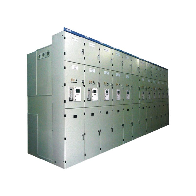 GFC-40.5KV C-GIS مجموعة المفاتيح الكهربائية المكسوة بالمعادن العازلة للغاز