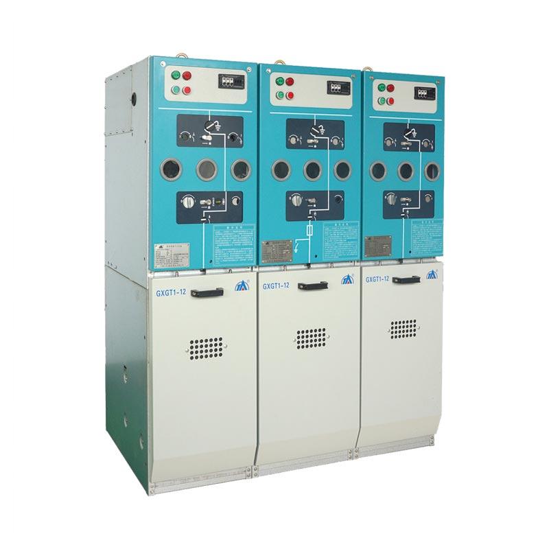 GXGT1 (XGN108) 12KV Insulasi Padat Indoor Metal-klambi Switchgear