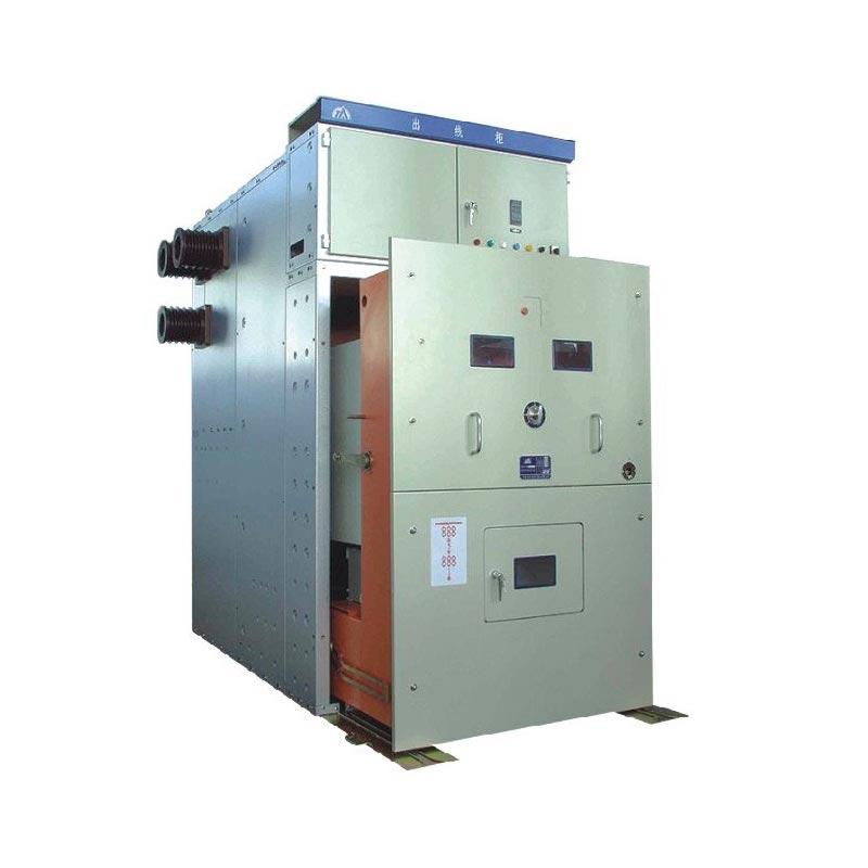 KYN10-40.5KV Flytbar AC-metalbeklædt koblingsudstyr