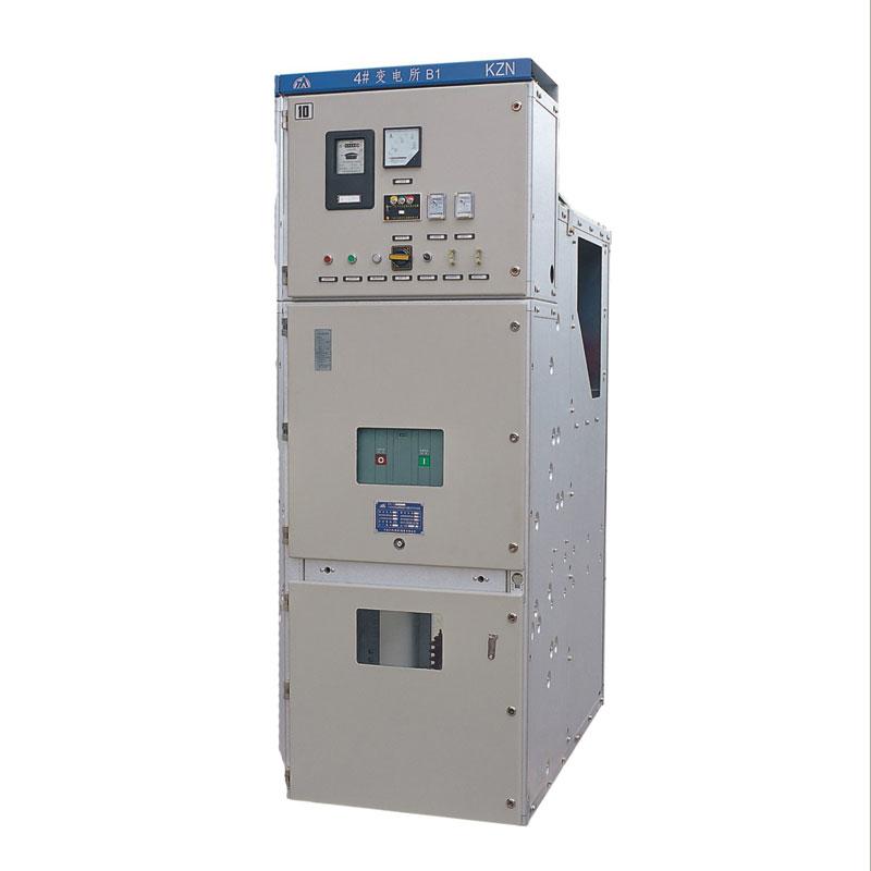 KYN28A (KZN) -12KV Metalbeklædt MID-monteret AC-switchgear