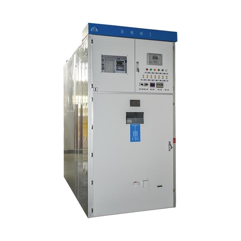 KYT1 (KYN61) -40,5 kV Flytbart AC metalbeklædt koblingsudstyr