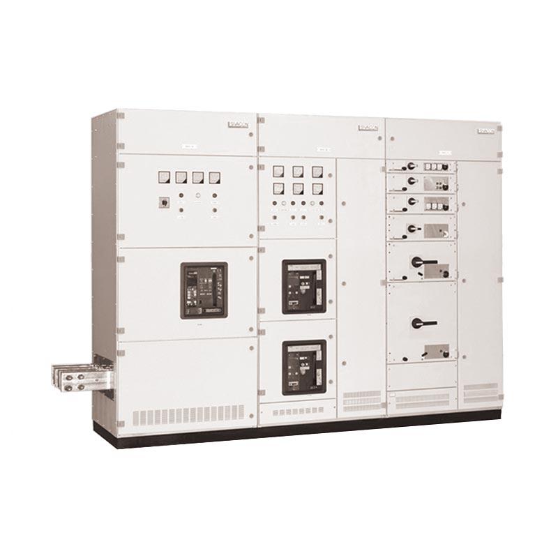 SIVACON 8PT-serie LV-koblingsudstyr