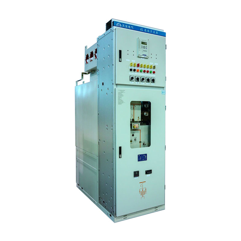 XGN49-40.5 C-GIS Gas Insulation Cabinet Metal-clad Switchgear