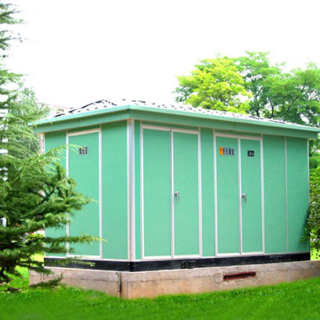 জেডবিডাব্লু 1-12 কেভি সিরিজ প্রিবারেটেড সাবস্টেশন