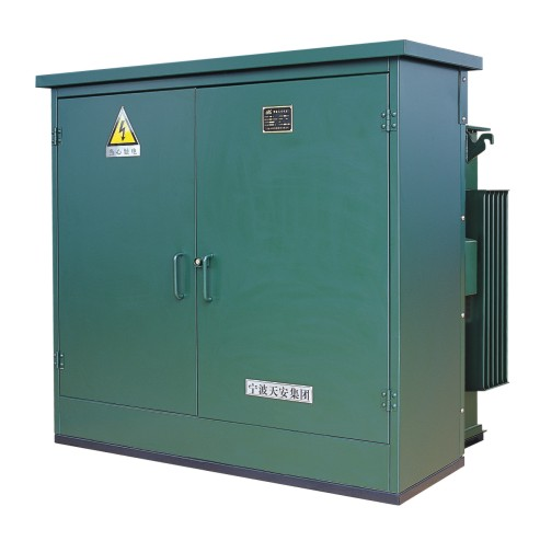 ZBW17 (YB) -10 Series Prefabricated Substation