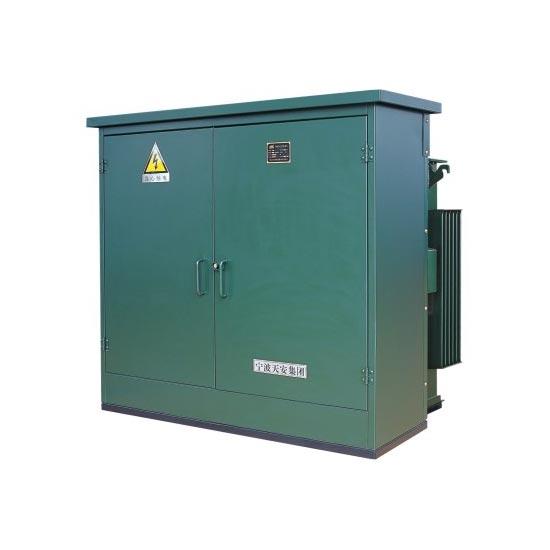 ZGS-Z 12 KV-serie kombineret transformer (American Box Station)