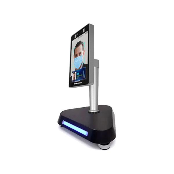 Ai Face Recognition Scanner termico a infrarossi Fotocamera Ai