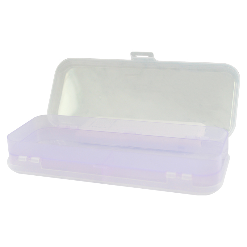 High-capacity Plastic Pen Case