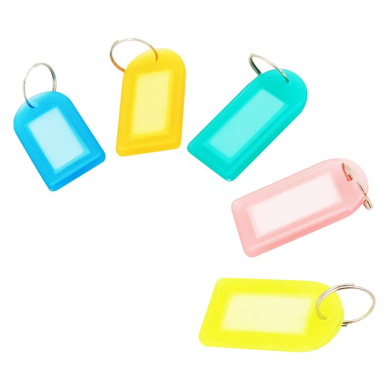 Barang Alat Tulis Plastik Multicolor