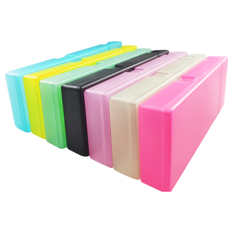 Plastic Pencil Case With Various Specification