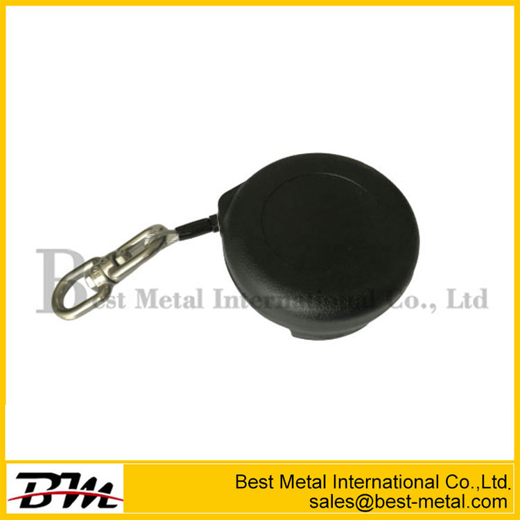 Anti-Fall Safety Device Retractable Tool Lanyard For Construction Safety Equipment