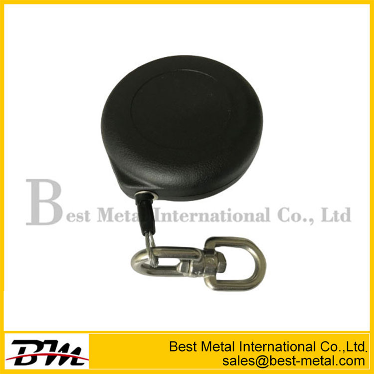 Heavy Loaded Retractable Tool Lanyard For Safy Protection