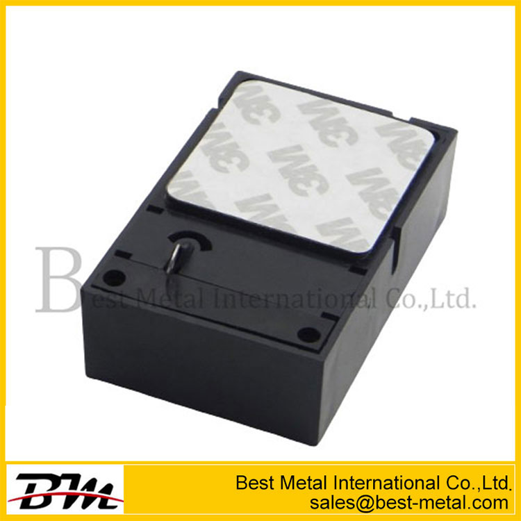 Jewelry Security Tethers Retractable Pull Box For Shop Protection
