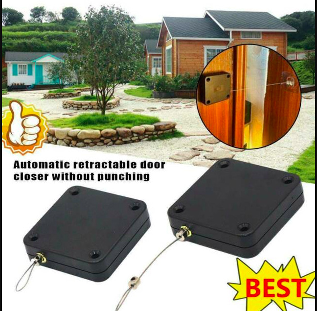 Multifunctional Automatic Door Closer