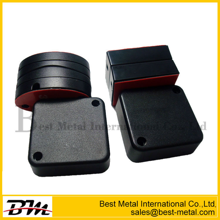 Plastic Anti-Theft Pull Box Security Display Retractable Recoiler