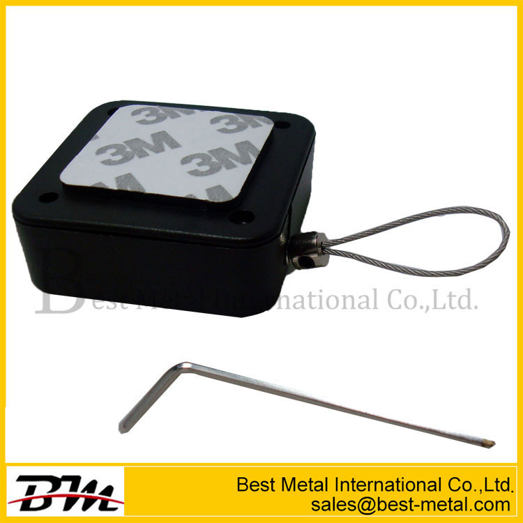 Retractable Security Pull Box Anti-Theft Holder For Retail Display Show