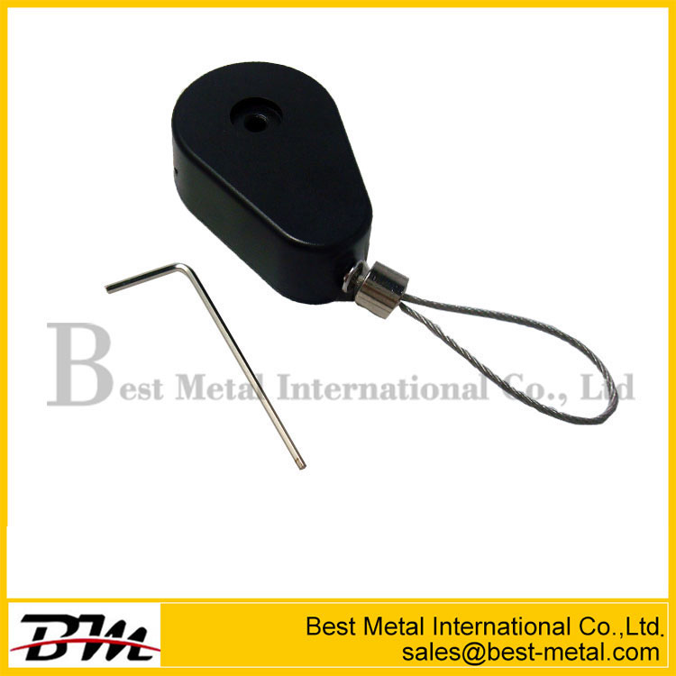 Security Retractable Cable Anti-Theft Pull Box For Mobile Glasses