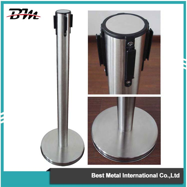 Airport Crowd Control Stanchion