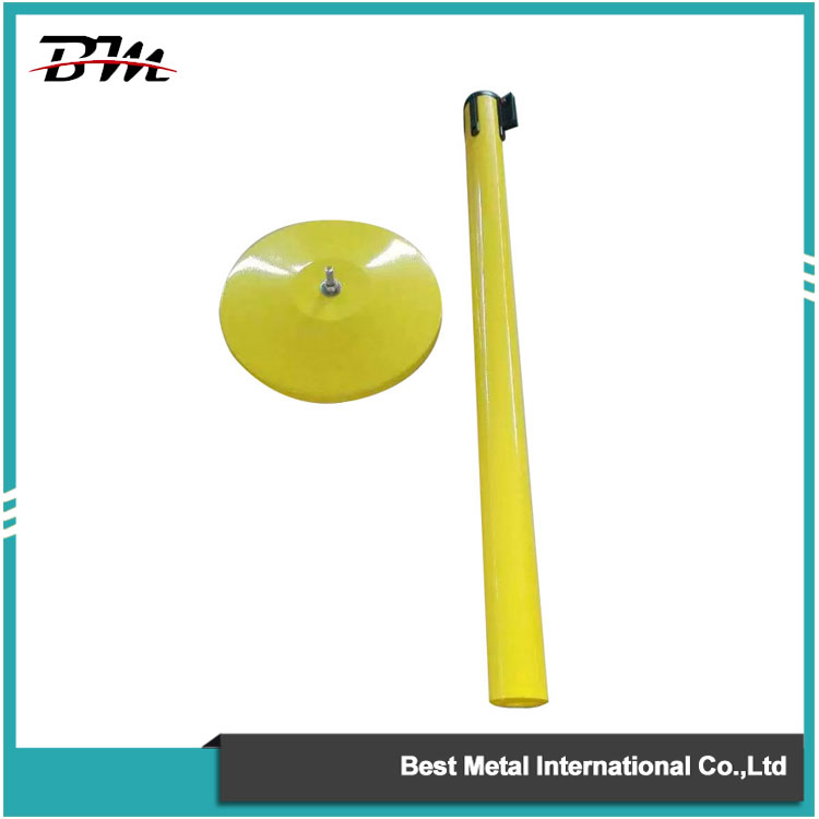 Airport Retractable Belt Stanchion